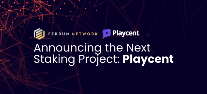 Announcing the Next Staking Project: Playcent