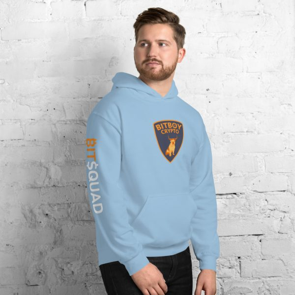 unisex heavy blend hoodie light blue right front 605a166a2e0ed Bitboy Crypto 2021 Bull Run BitSquad Hoodie