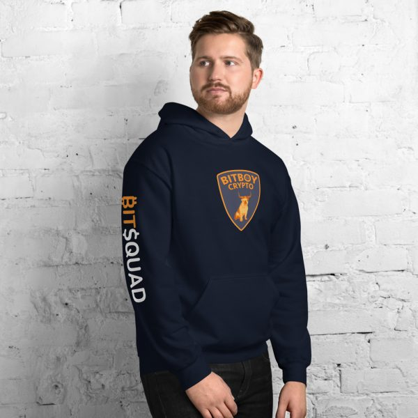unisex heavy blend hoodie navy right front 605a166a26d93 Bitboy Crypto 2021 Bull Run BitSquad Hoodie