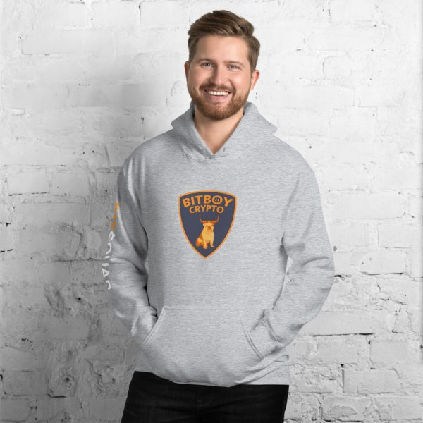 unisex heavy blend hoodie sport grey front 605a166a28fea Bitboy Crypto 2021 Bull Run BitSquad Hoodie