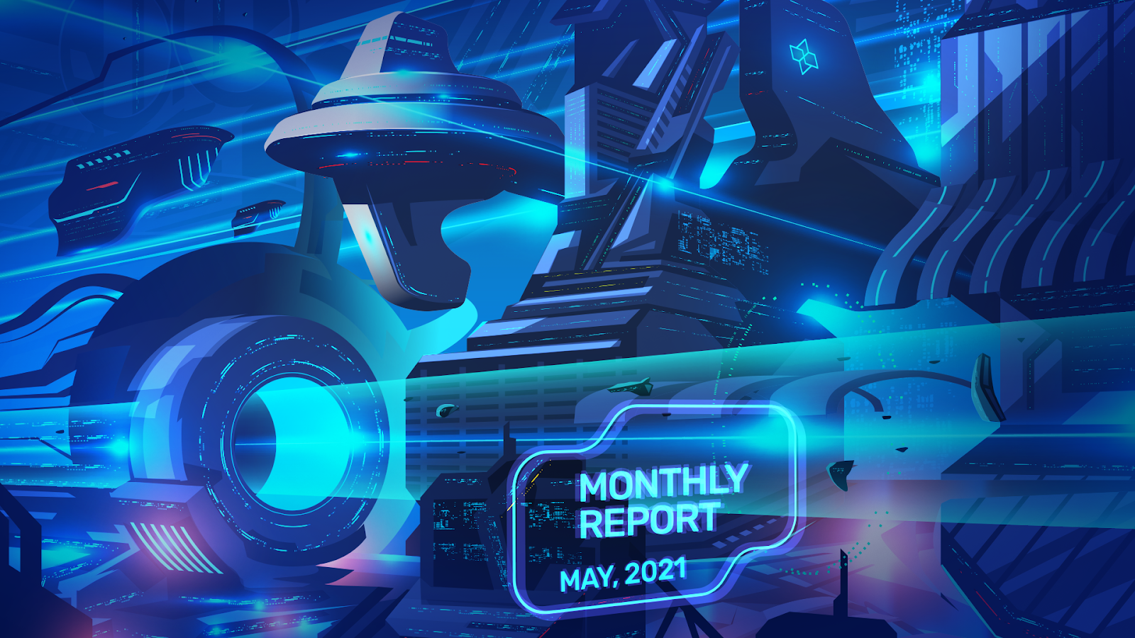 Cartesimay2021 May, 2021 Monthly Report