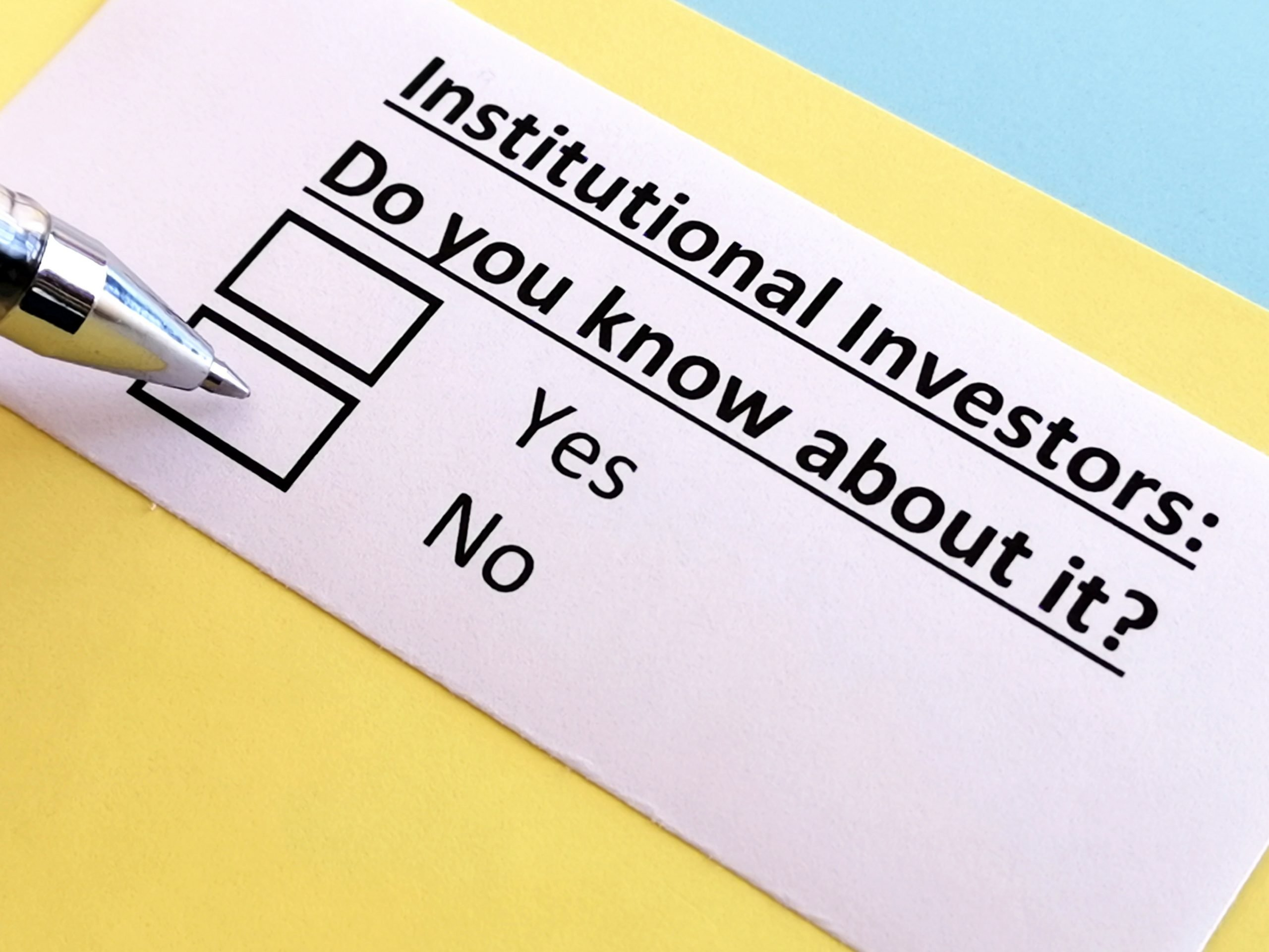 82% Of Institutional Investors Plan To Increase Cryptocurrency Exposure, According To Survey