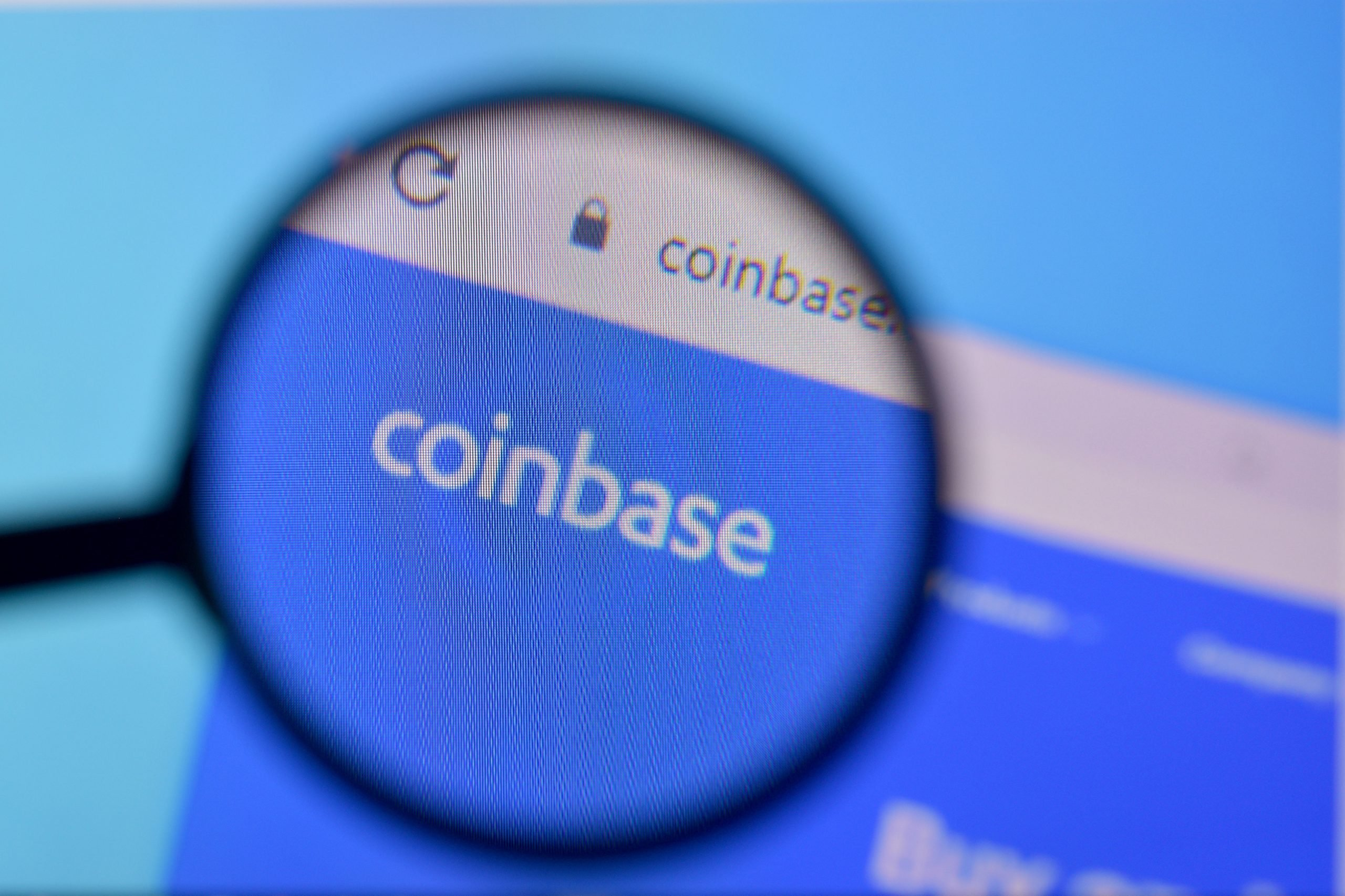 AdobeStock 327845161 Editorial Use Only scaled Coinbase Working In Cahoots With The U.S. Government Closes Deal With ICE