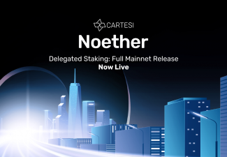Noether's Staking Delegation Full Mainnet Release is Now Live!