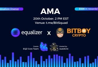 AMA Recap: Equalizer Finance The First Non-Collateralized Dedicated Flash Loans Cross Platform For DEFI